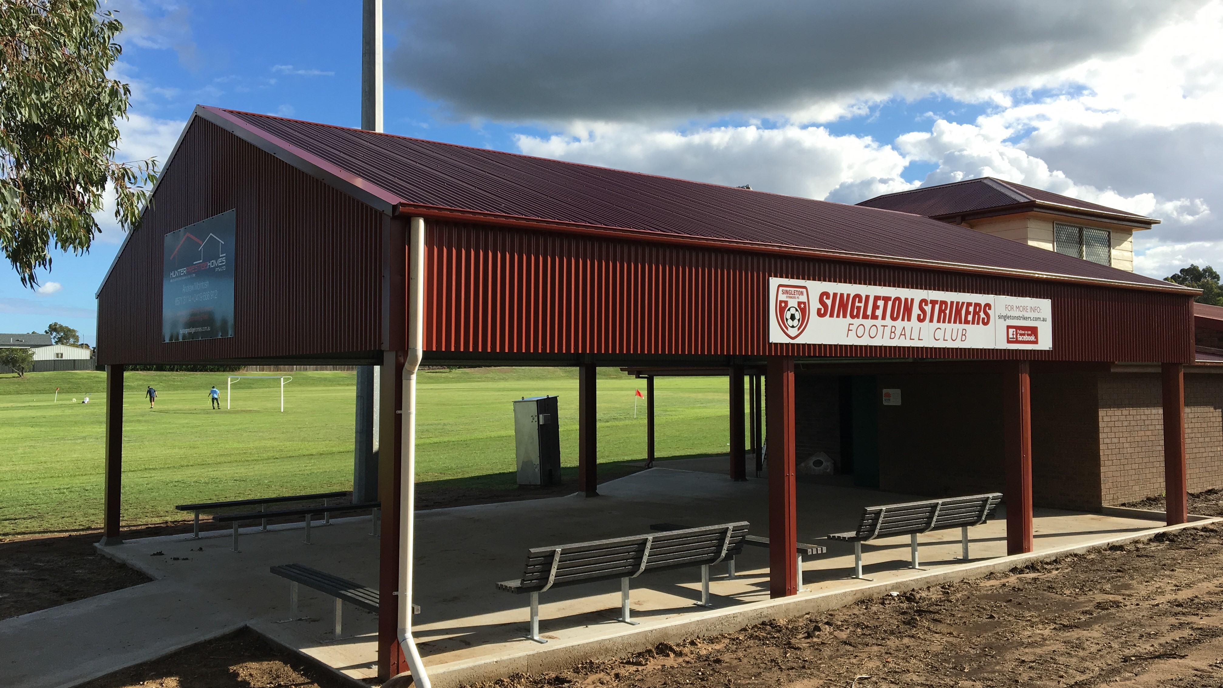 Sporting Club Shelters