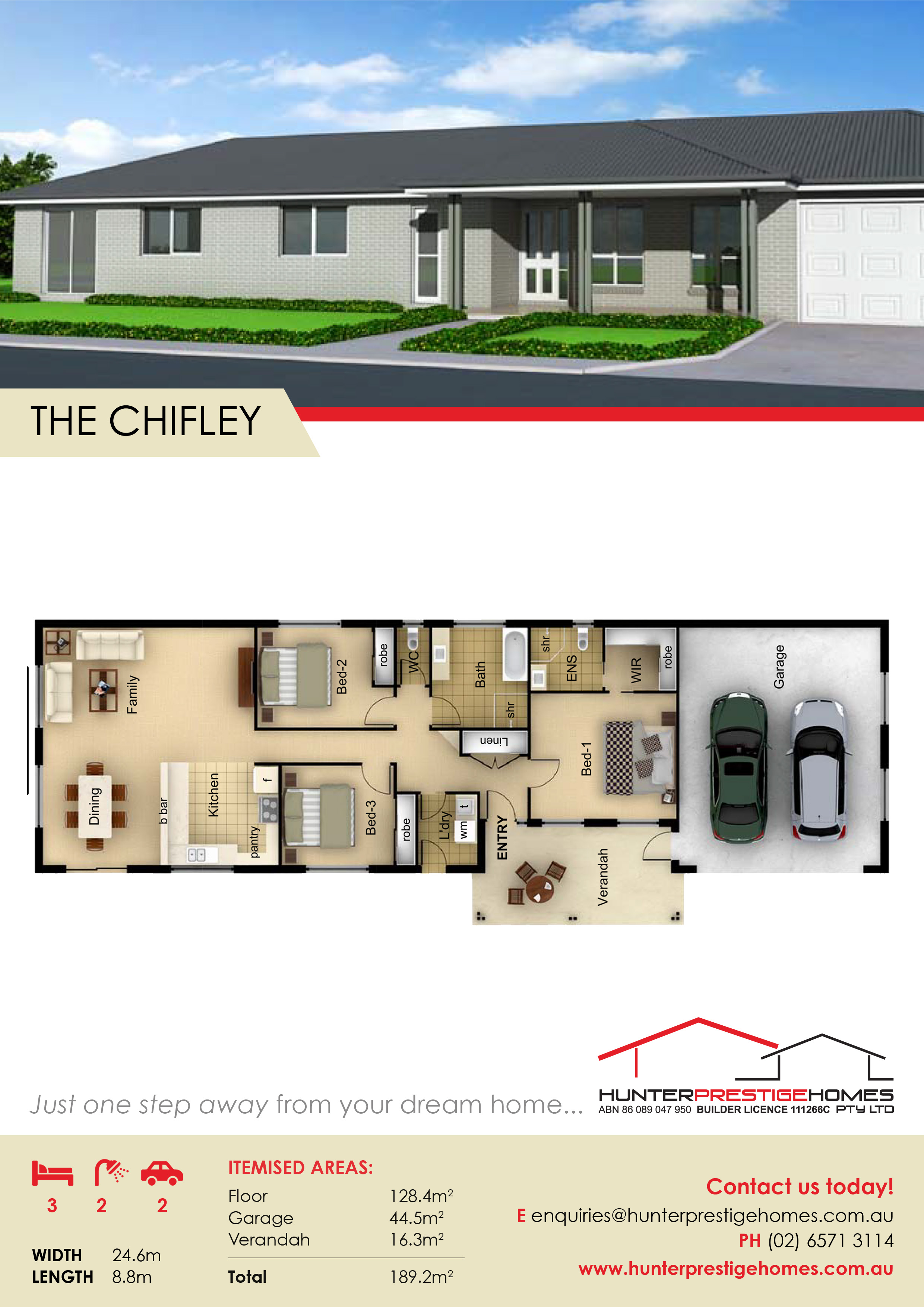 Chifley_HPH_Brochure