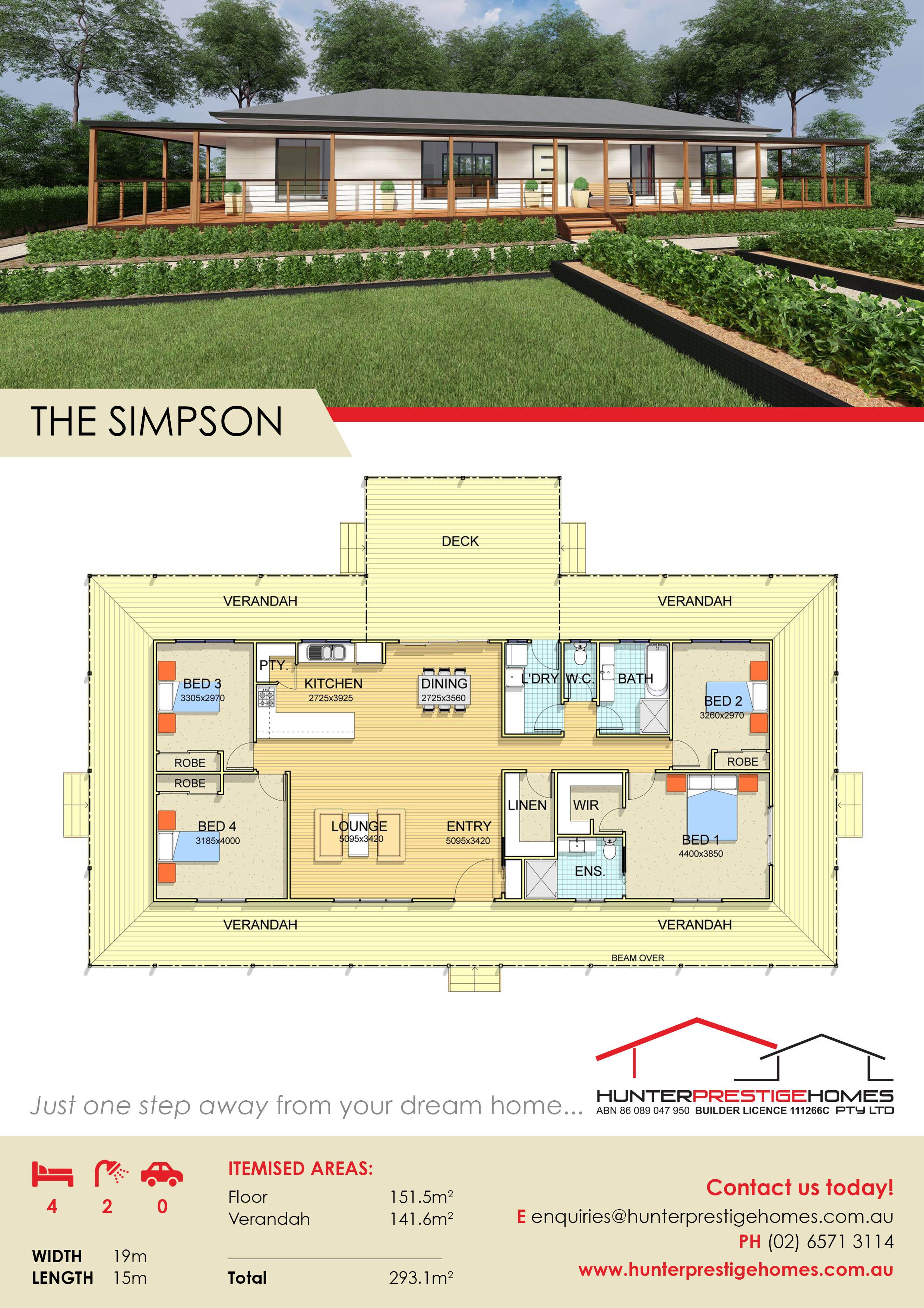 HPH Simpson_Brochure