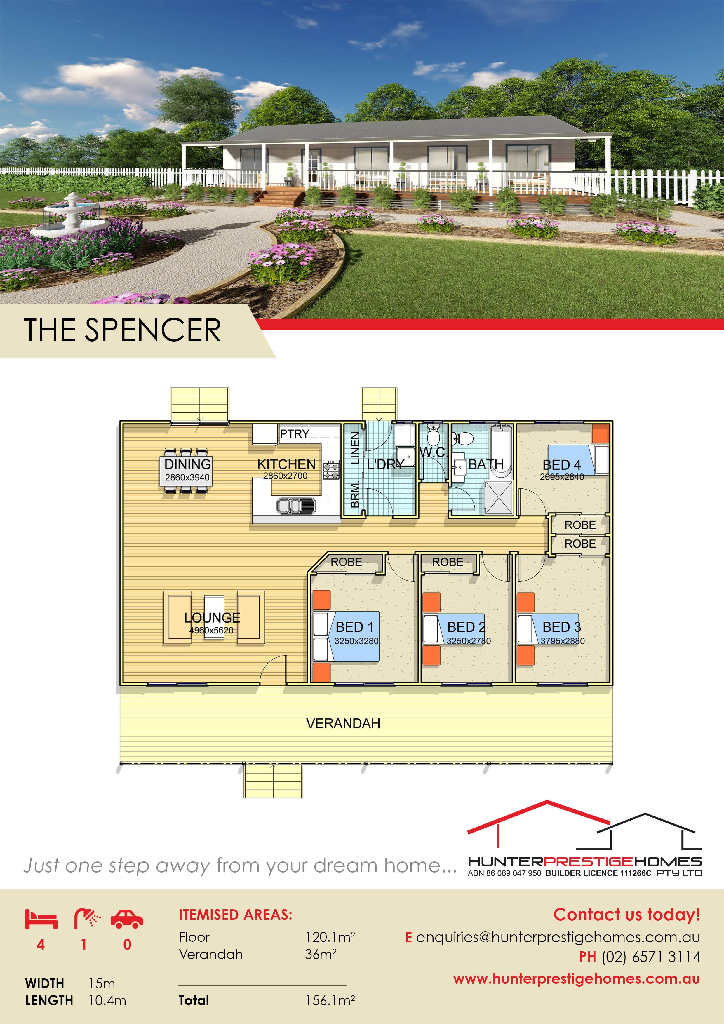 HPH Spencer_Brochure