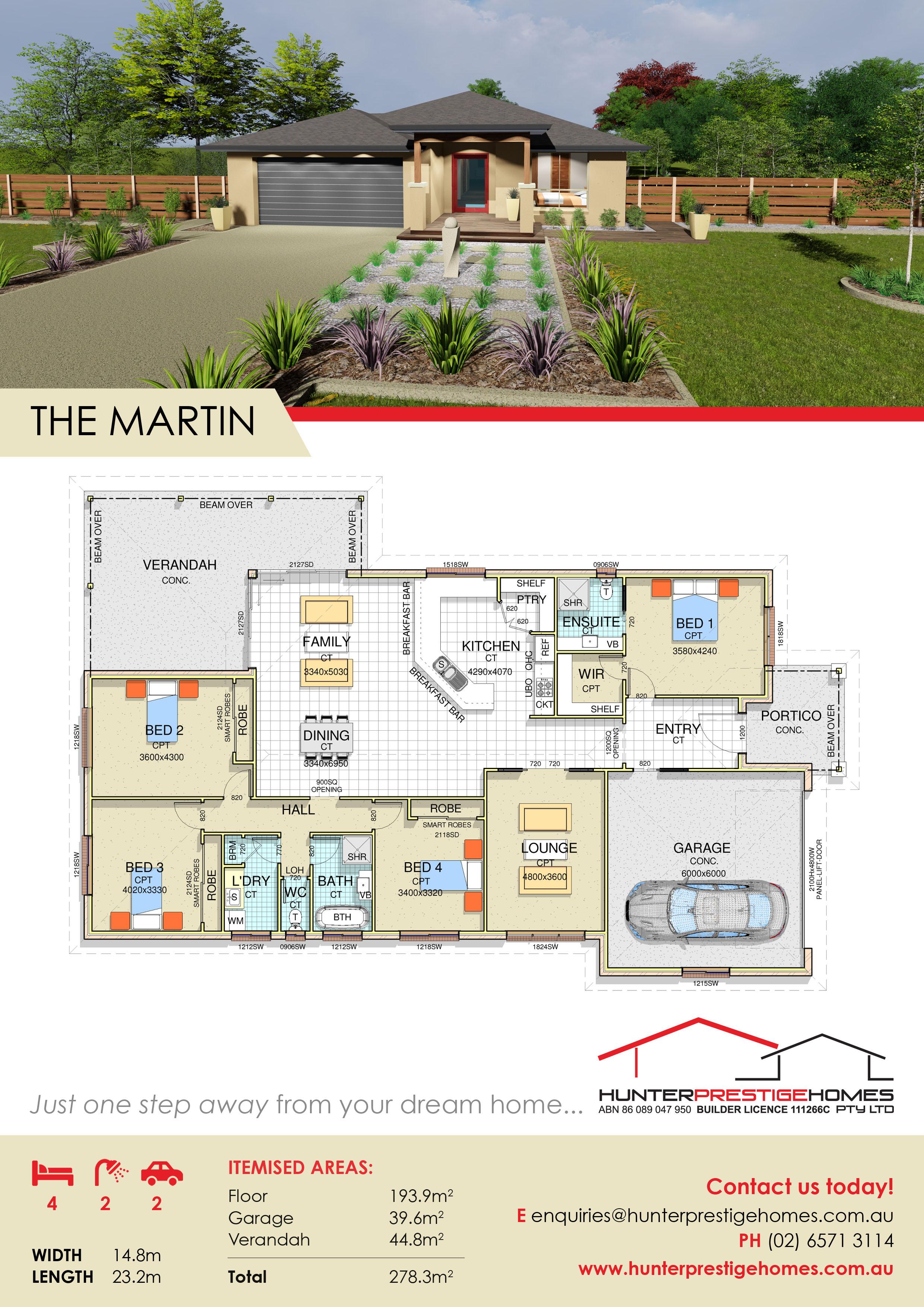 Martin_HPH_Brochure